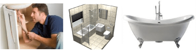 What is CAD design - bathrooms