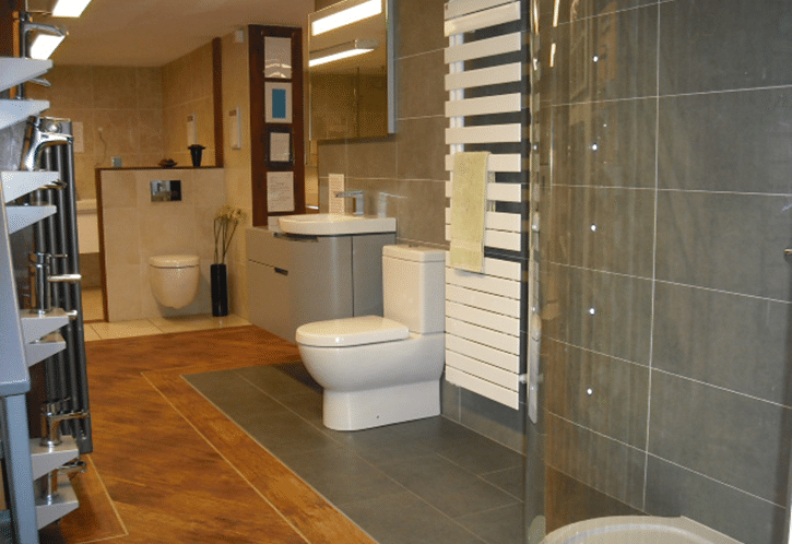 Bathroom Showroom In Warwickshire Alan Heath Sons