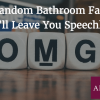 12 Random Bathroom Facts That'll Leave You Speechless