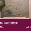 Bathrooms, bathrooms, bathrooms!