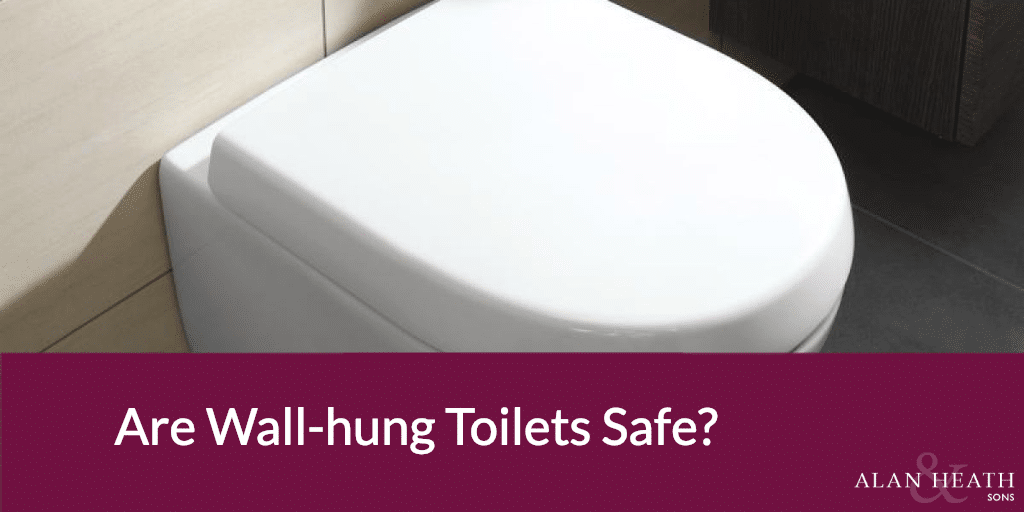 Are Wall-hung Toilets Safe?